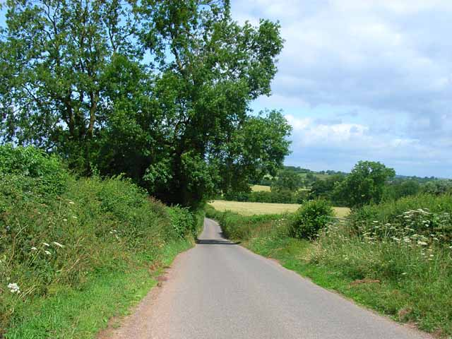 Marston Lane, Doveridge
