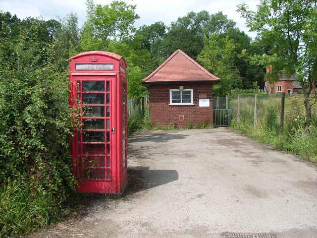 Telephone exchange at Sudbury