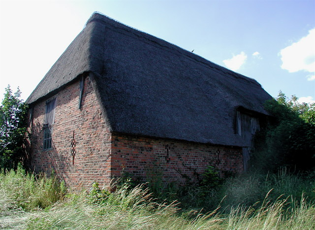 Tithe Barn, Easington