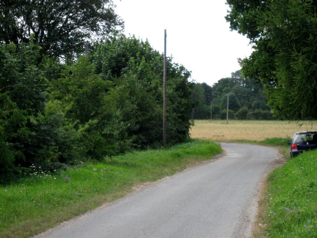 Turnham Hall Lane