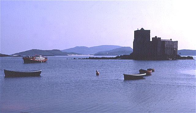 Bàgh a' Chaisteil (Castlebay)