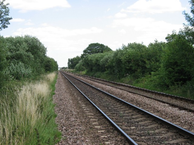 The Railway Track to Hull