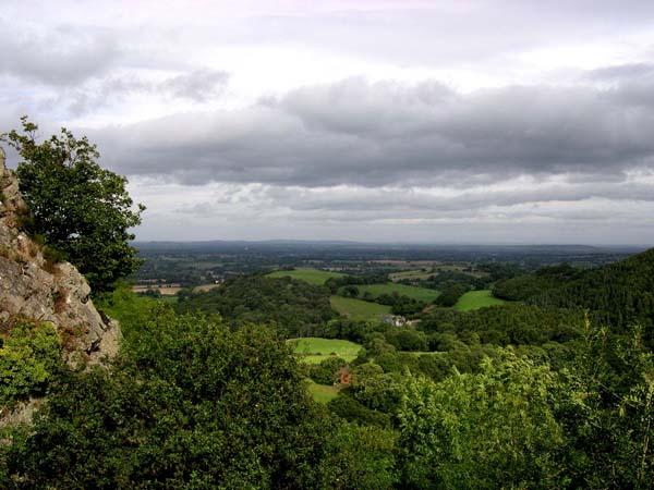 Pontesford Hill Crag