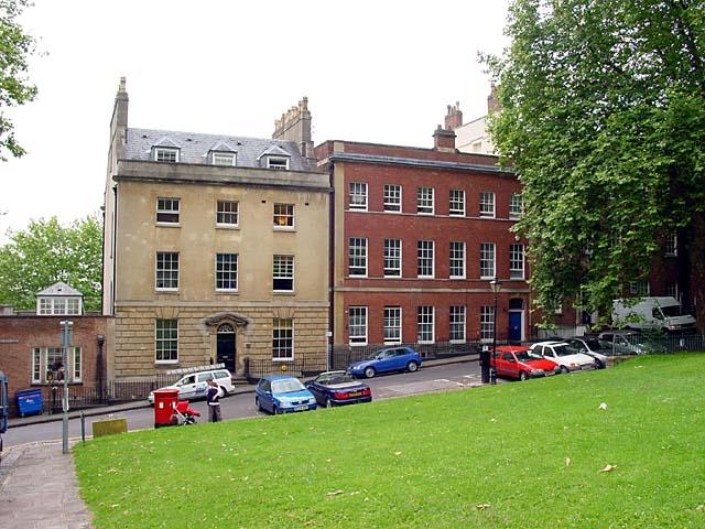 Houses on Great George Street