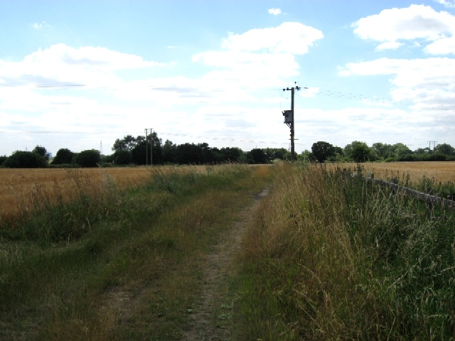 Footpath to the River Ouse