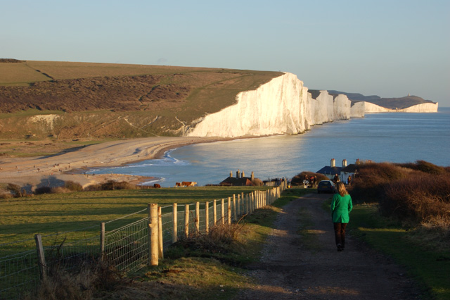 The Seven Sisters and Cuckmere Haven