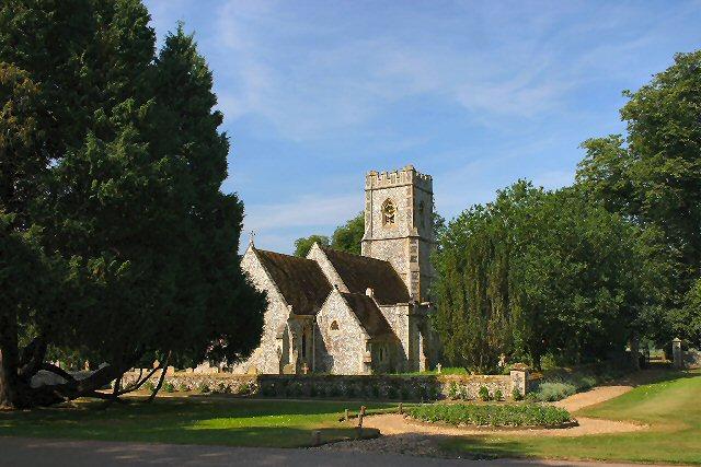 Culford Church