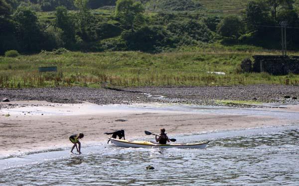 Slatrach Bay