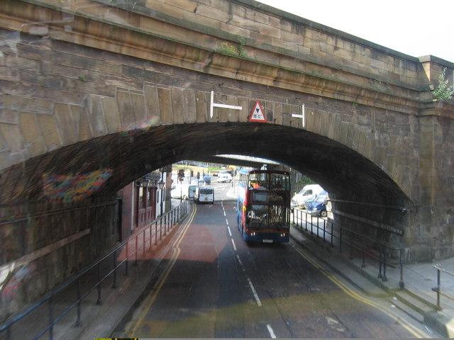 Hills Street Railway Bridge