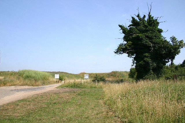 Landfill site, Ingham