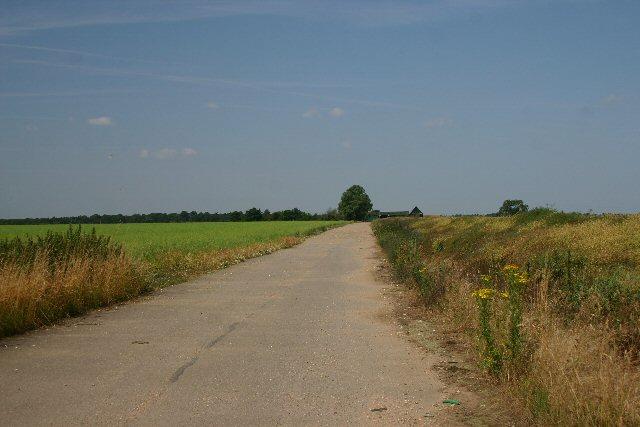 Track to Bodney Farm