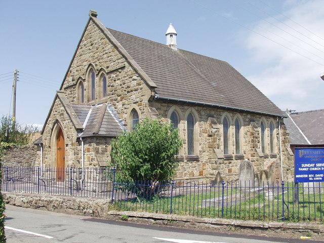 Preeshenlle United Reformed Church