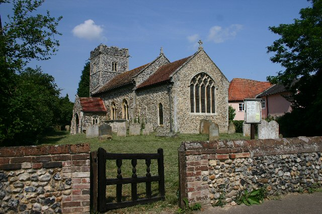 Ampton Church