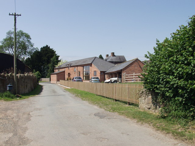 Farm Building conversion at Ebnal Hall