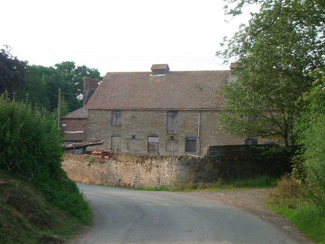 The farm at Peaton