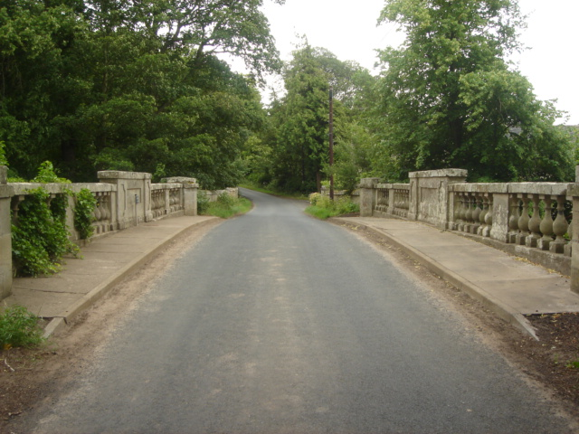 Kimmerghame Bridge