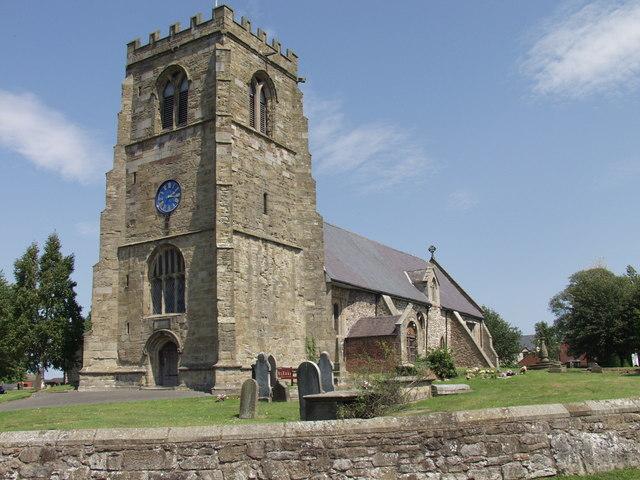 St. Martins Parish Church