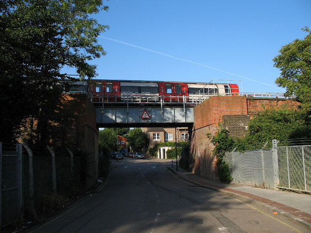 Bridge over Crescent Road