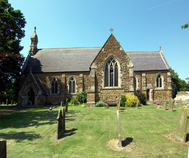 Church of St. Mary & St. Peter, Ludford Magna