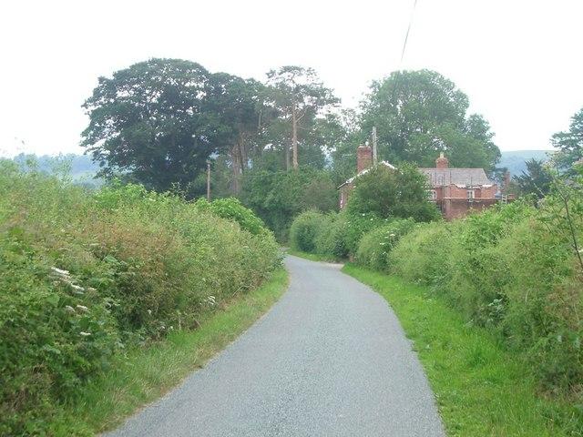 Lane near Broome