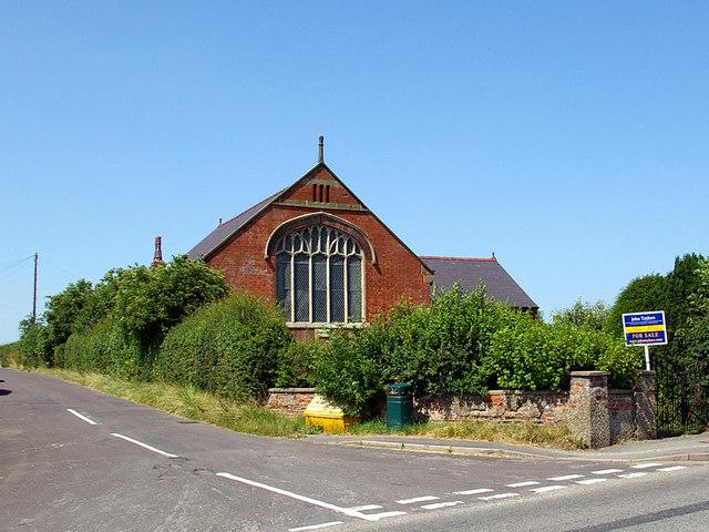 Old Chapel, Ludford Parva