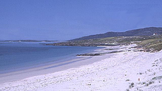 Coilleag a'Phrionnsa (Prince's Beach)