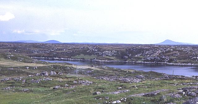 Loch Sgioport