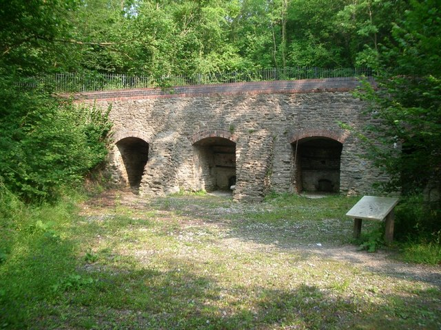 Knowle Quarry lime kilns, near Presthope