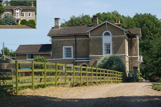 Gayton Manor, Gayton-le-Wold