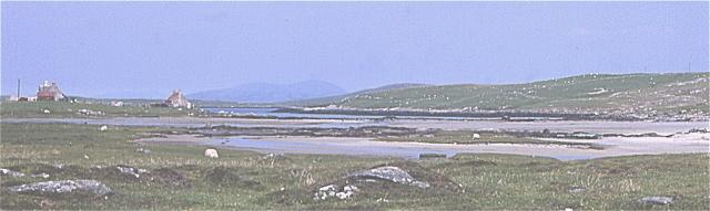 Port nan Long (Newton Ferry)