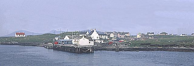 Lochmaddy Pier