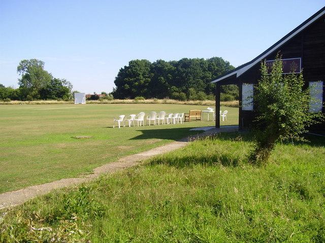 Salfords Cricket Club.