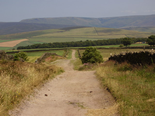 Black Lane, Mellor Moor