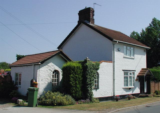 Station Cottage, Ryehill