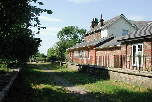 Ryehill & Burstwick Station