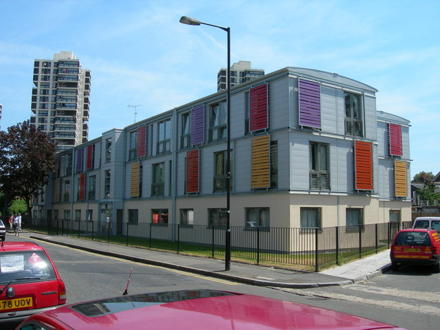 Corbet House, Wyndham Road, SE5