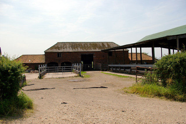 Top Yard, near East Torrington