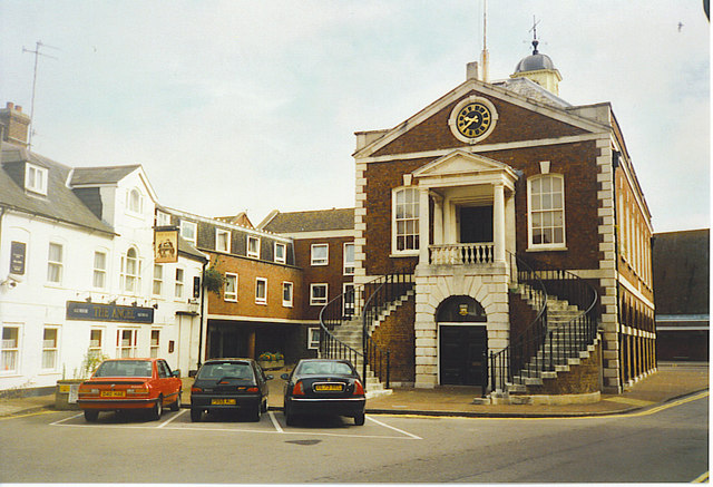 The Guildhall, Poole.