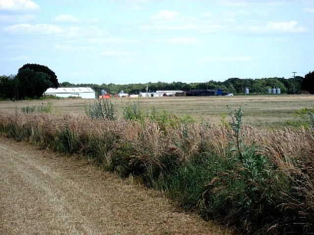 A Rural Industrial Site