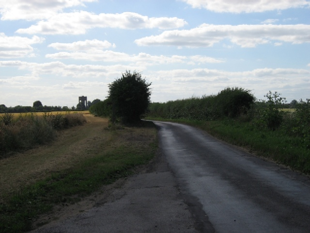 King Rudding Lane to the A19