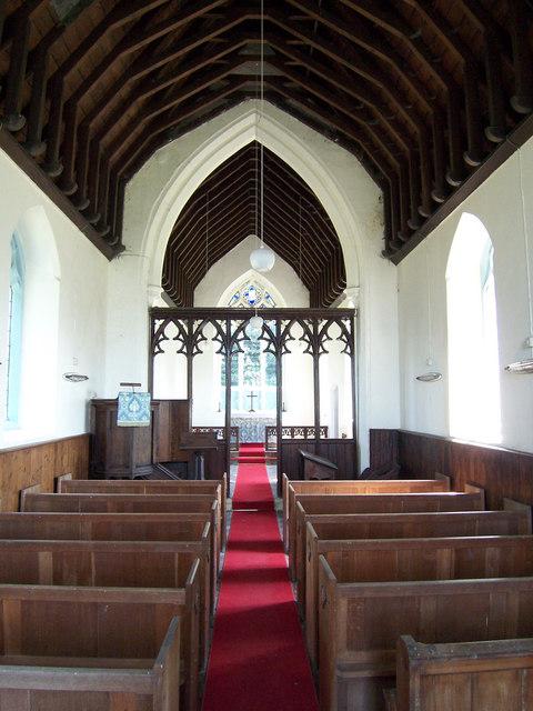 Church of St. Michael, East Torrington