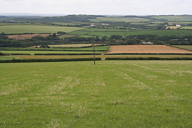 The Western Slope of the St Austell Granite
