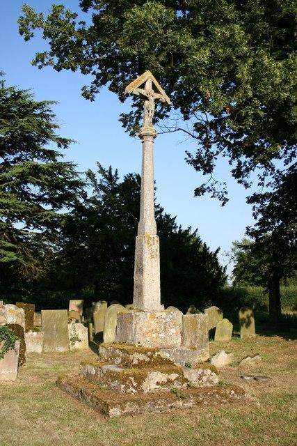 Churchyard Cross