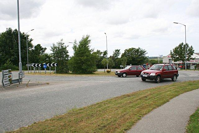 Penhale Roundabout
