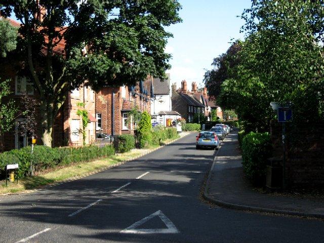 Main Street, Escrick