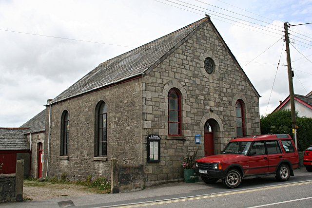 Fraddon Methodist Church