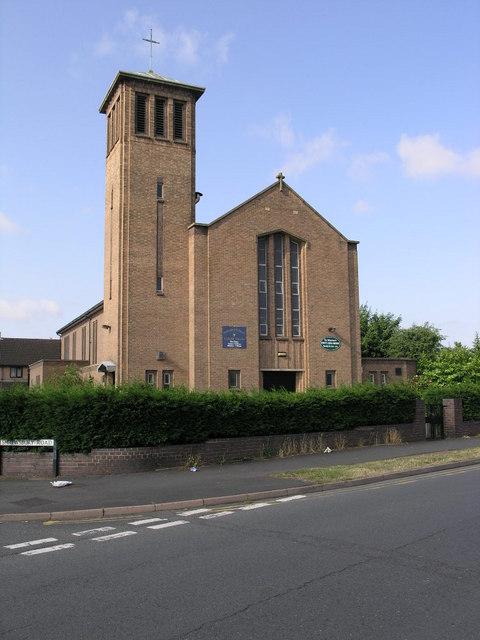 St Mary &  St Pius 10th
