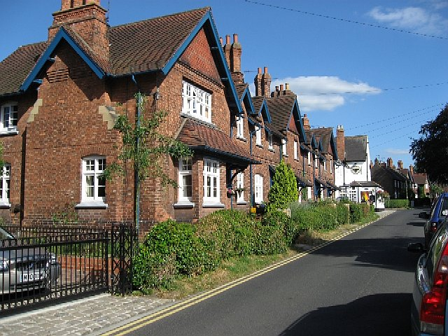 Terrace Houses in Main Street, Escrick