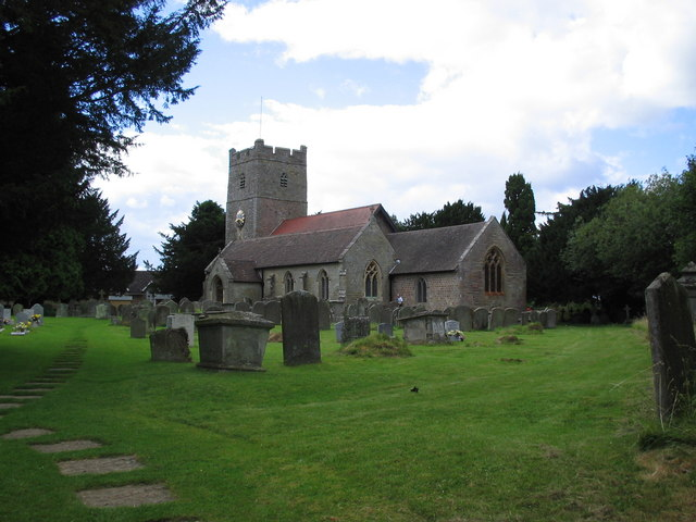 St Marys Church, English Bicknor