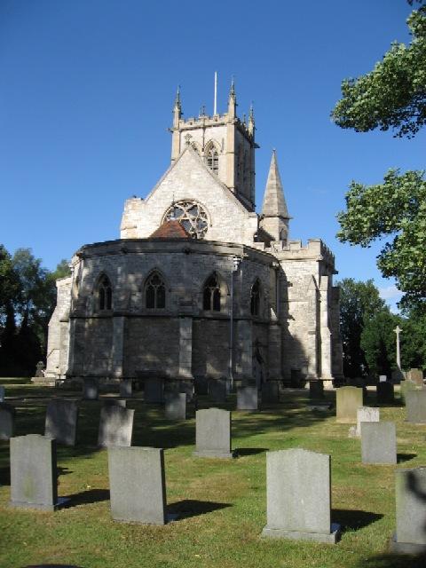 The Parish Church of St Helen, Escrick